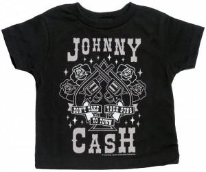 T-shirt Johnny Cash @ Little Rock Store