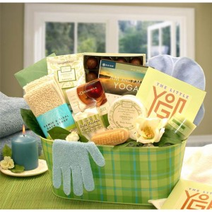 The Yoga Gift Basket @ Amazon