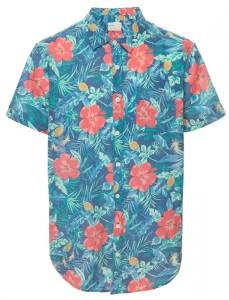 camisa havaiana (c) Pull & Bear