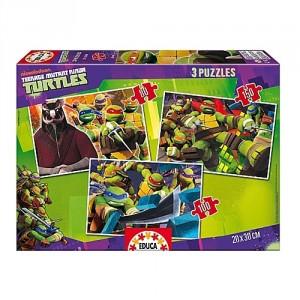 Puzzle (c) Tartarugas Ninja