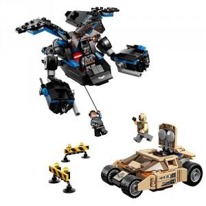 Super heróis (c) Lego