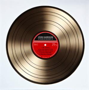 Disco de ouro (c) Jeff Davis
