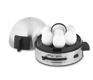 (c) Chef's Choice Egg Cooker