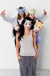 (c) Máscaras